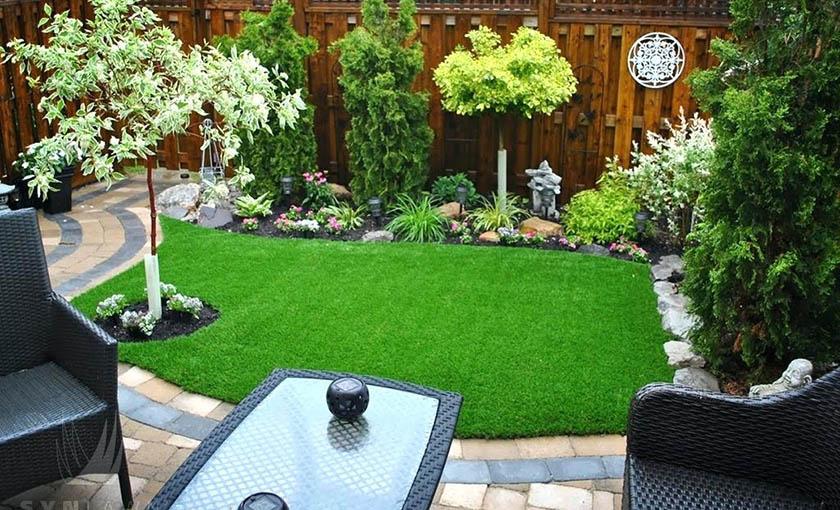 Artificial Gr For Patio Garden